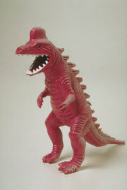 Picture of plastic dinosaur