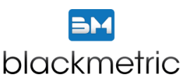 Blackmetric Logo