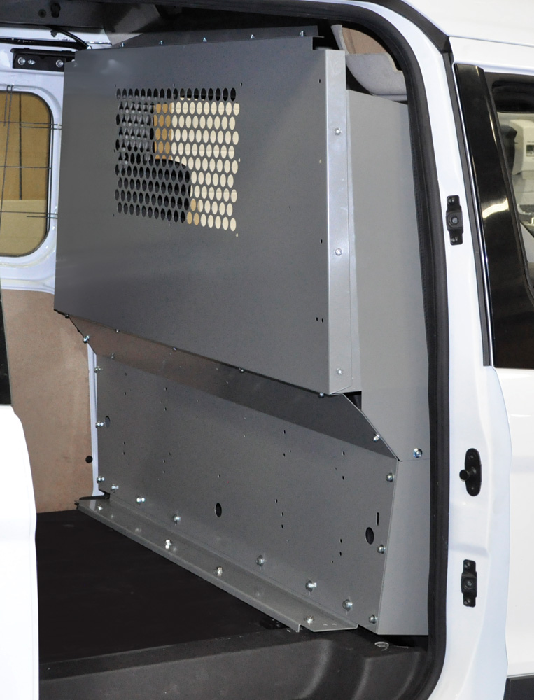 2014 Ford Transit Connect Partition
