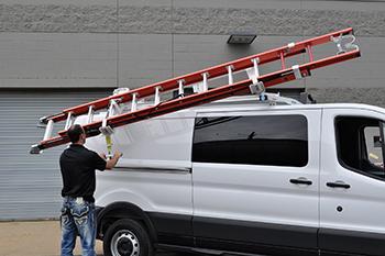 2015 ford transit ladder rack adrian