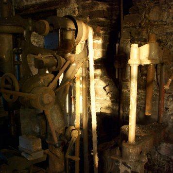 The giant pillar drill