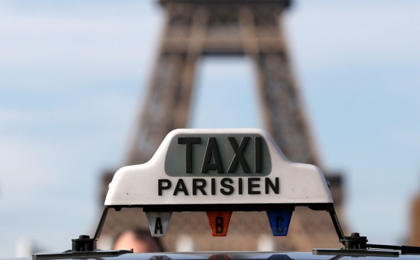 Ciao Taxis G7 !
