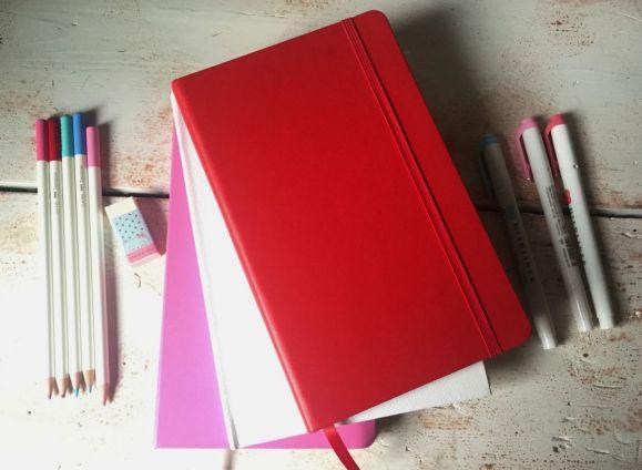 la scelta dello sketchbook - album schizzi economici