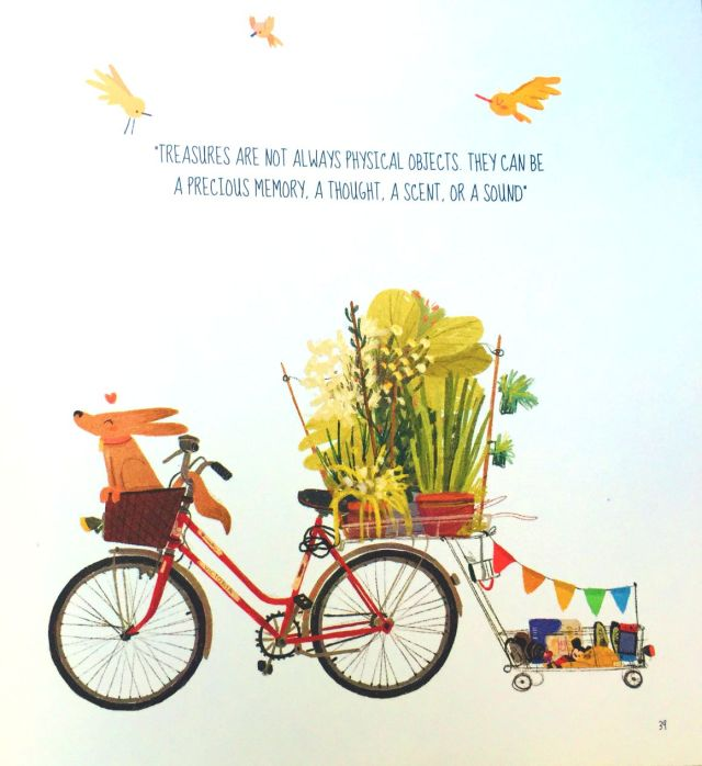 Wonder art book Beatrice Blue - illustratrice libri per bambini