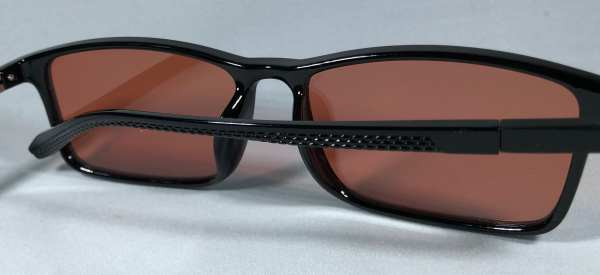 Brown Lens Colorblind glasses