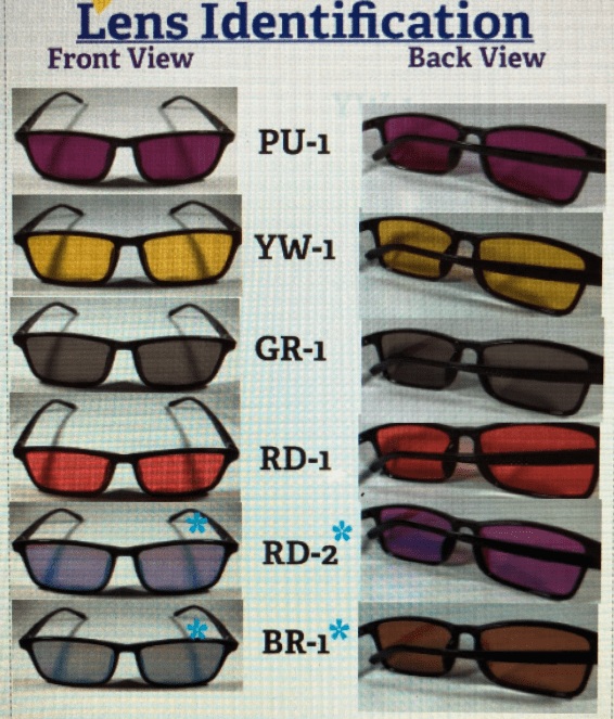 colorblindness glasses options