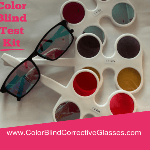 In-Home Color Blind test Kit
