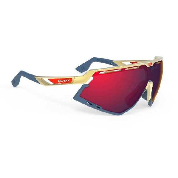 Mirrored prescription sunglasses