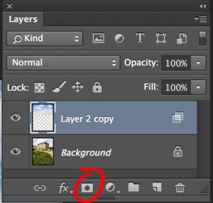 Applying a Layer Mask