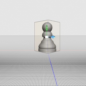 Photoshop 3D rotation on y axis
