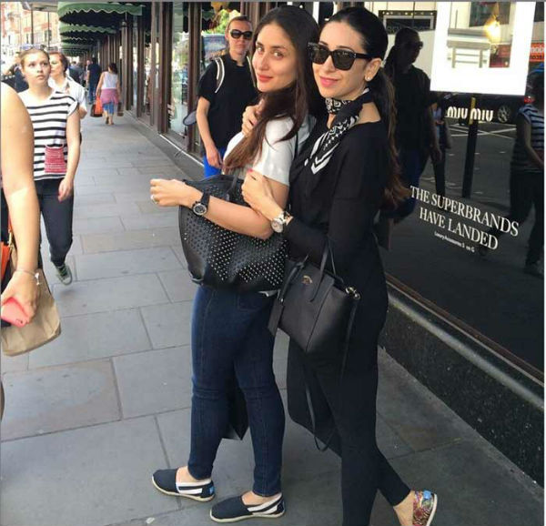 kareena kapoor khan in london