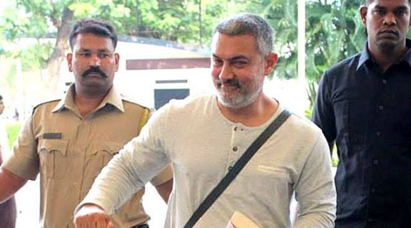 aamir new look for dangal