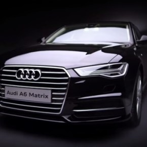 The New Audi A6 Matrix - Video AD