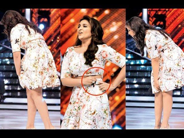 parineeti chopra wardrobe malfunctions