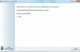 Microsoft Fix it para Windows 7, Windows 8, Windows 10 1