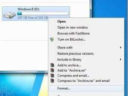 Como Eliminar / Desinstalar Windows 8 de tu PC 1