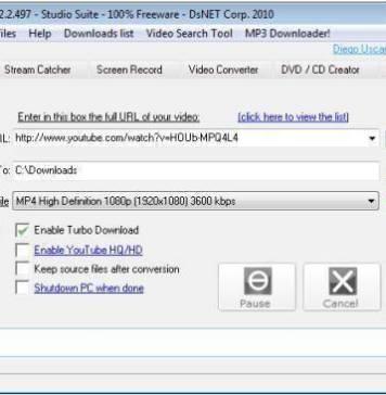 Descargar aTube Catcher Español para Windows (sin publicidad) 1