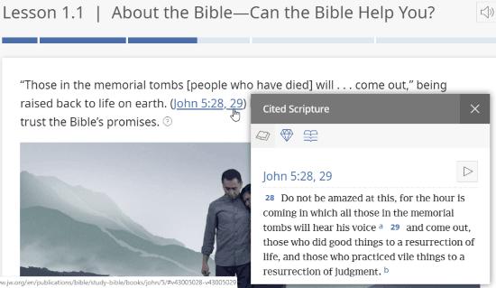 5 sitios web para Leer la Biblia Online 3