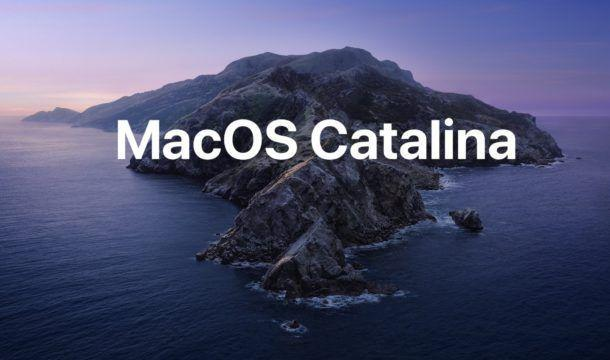 Descargar Macos Catalina DMG 10.15 (8.09gb) Oficial de Apple