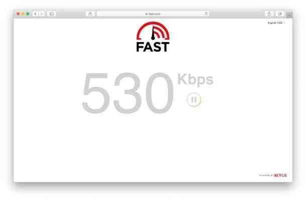 Test de velocidad de internet para Fibertel, Arnet, Claro, Movistar, Personal