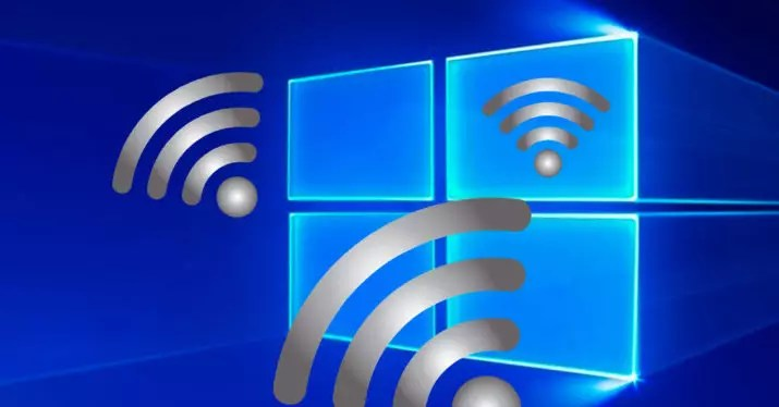 historial wifi windows 10