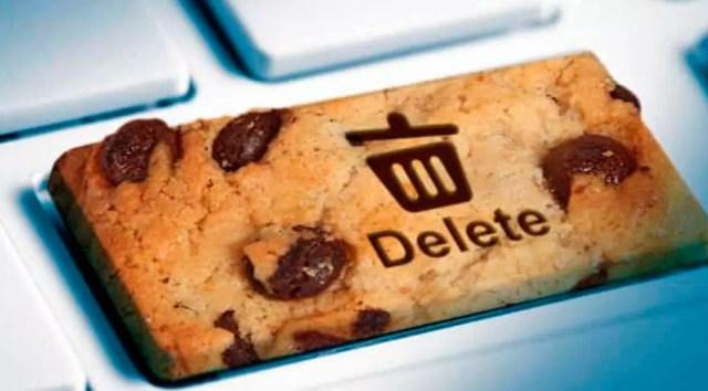 eliminar cookies