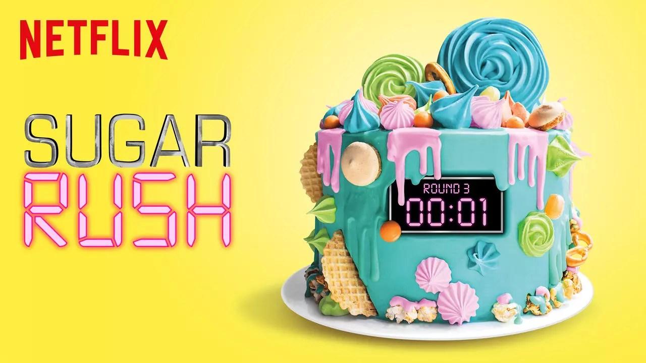 Concursos en Netflix - Sugar Rush