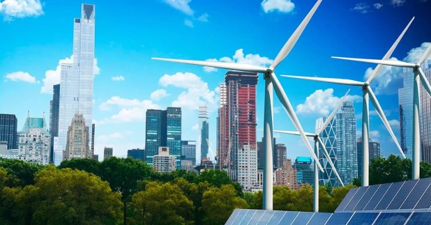 Ciudad renovable