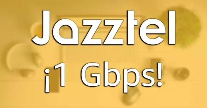 jazztel 1 gbps