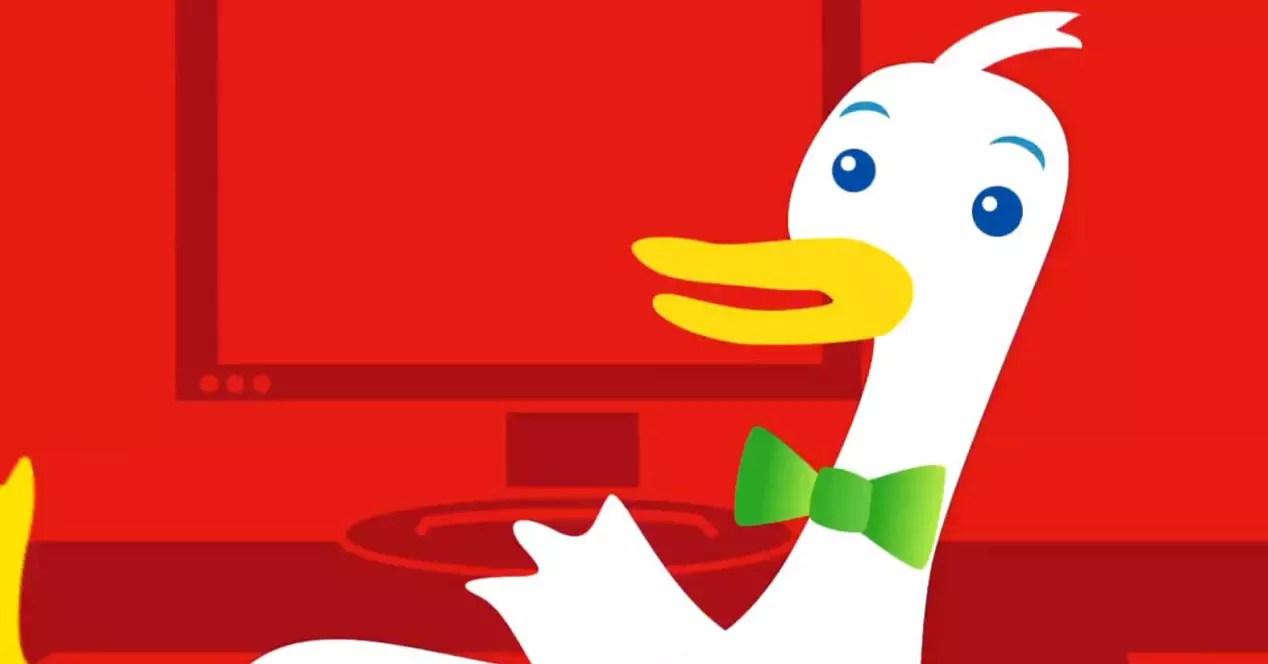 DuckDuckGo para la Deep Web