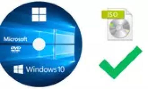 Así puedes crear una ISO personalizada de Windows 10