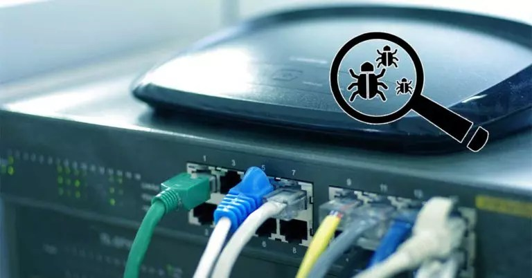 botnet-mirai-router