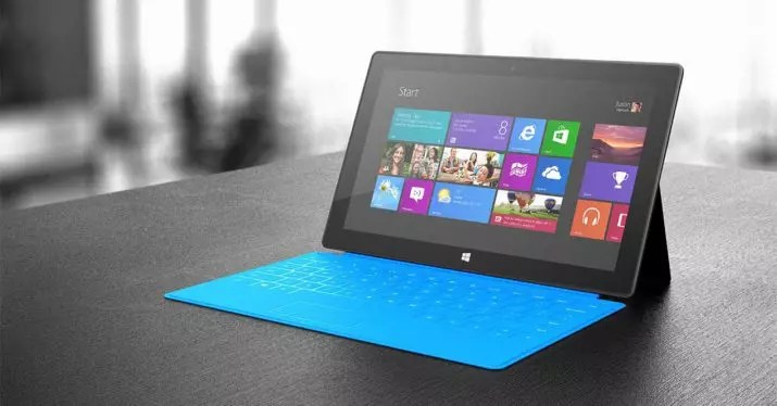 Microsoft-Surface-RT windows