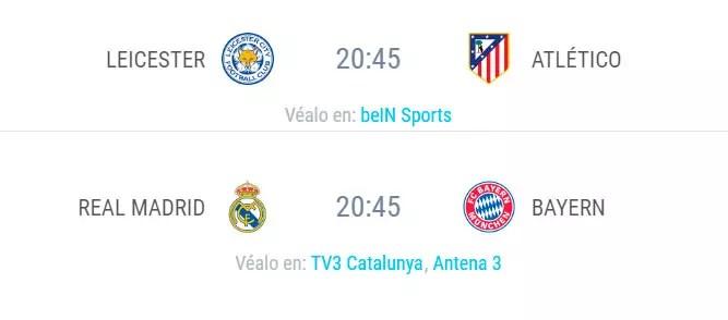Real Madrid - Bayern Champions