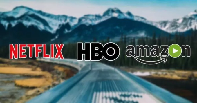 netflix hbo amazon premium streaming video