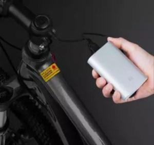 xiaomi bici bateria