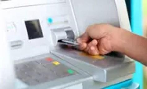 Un cajero con Windows XP 'hackeado' con solo pulsar 5 veces una tecla