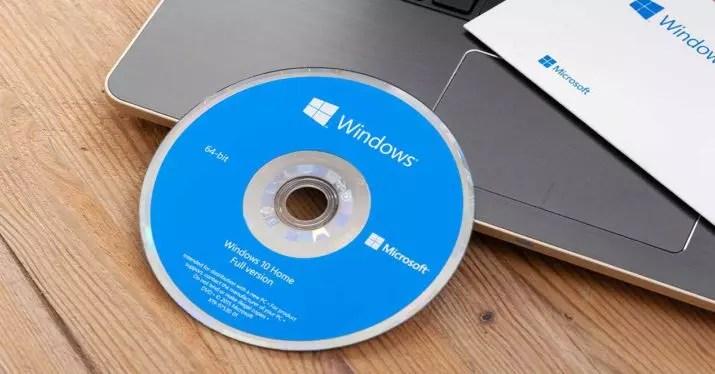 windows 10 dvd