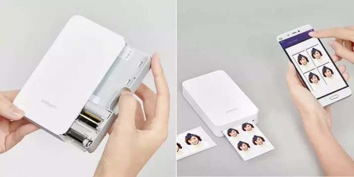 xiaomi impresora portatil 3