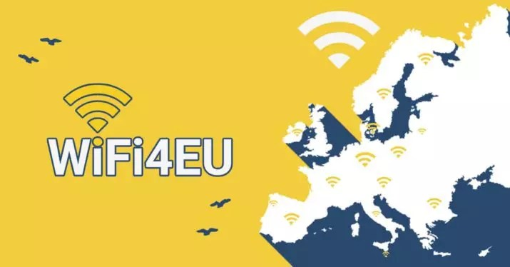wifi4eu wifi gratis ue