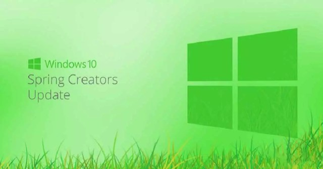 windows 10 spring creators update Spring Creators Update coming out this year for Windows 10   Can you guess the release date?