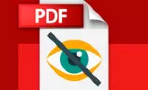 Cómo ocultar ciertas páginas en un PDF