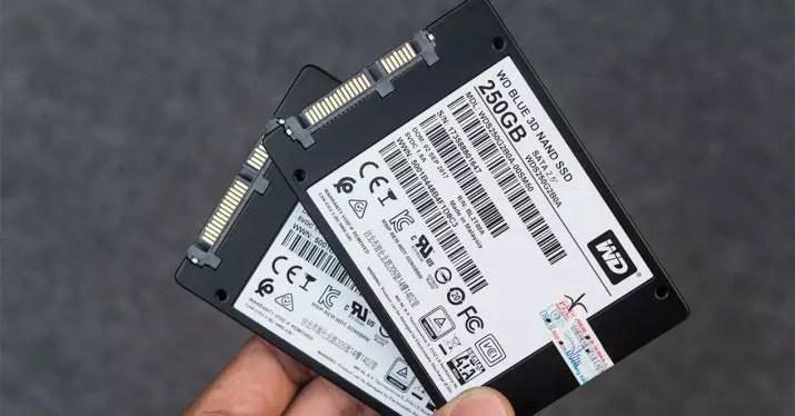 wd ssd 3d nand