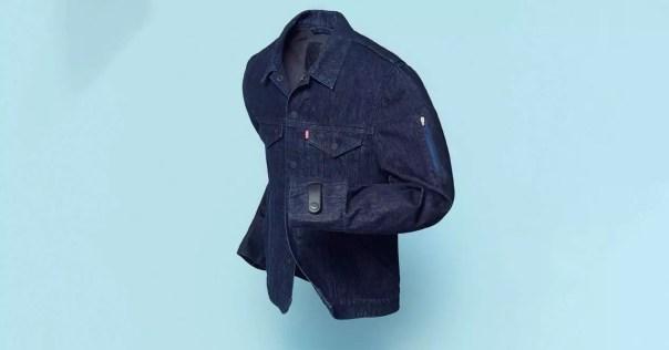 Esta chaqueta de Levi's te avisa si te olvidas del móvil