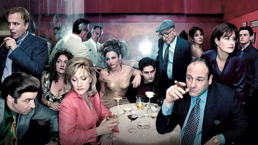 best series of all time - Los Soprano