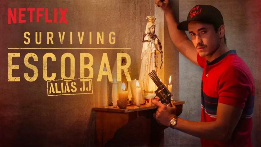 Best Documentary Series - Surviving Escobar