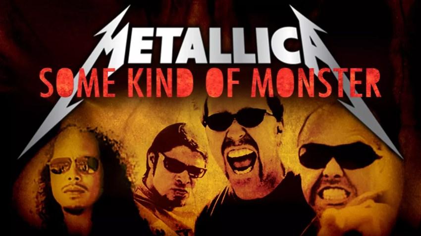 Metallica a kind of monster