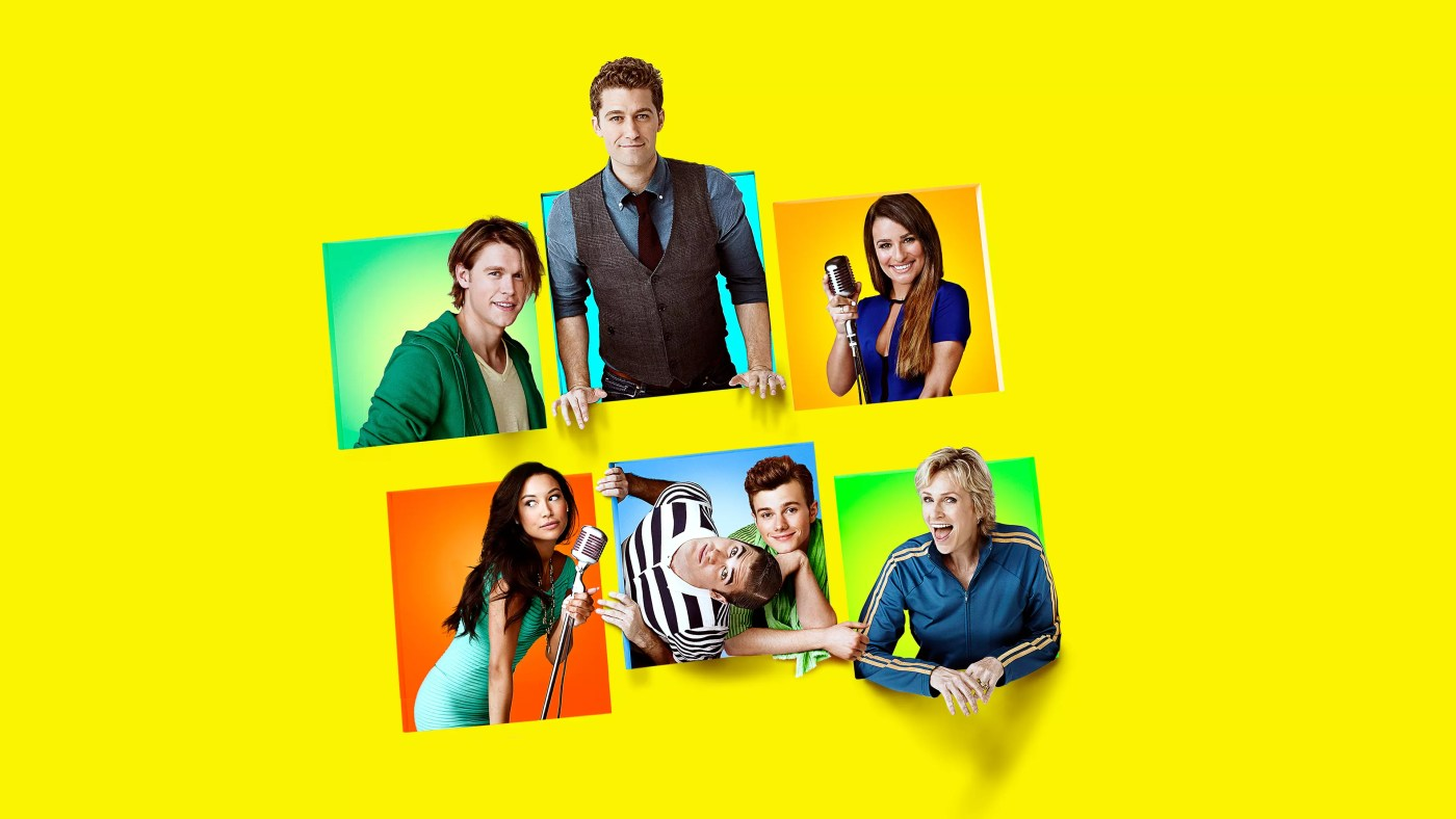 Series de instituto - Glee
