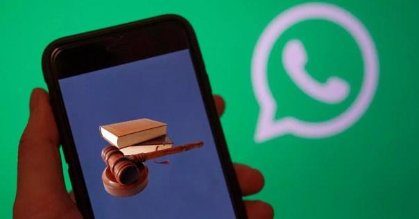 WhatsApp como prueba de un delito