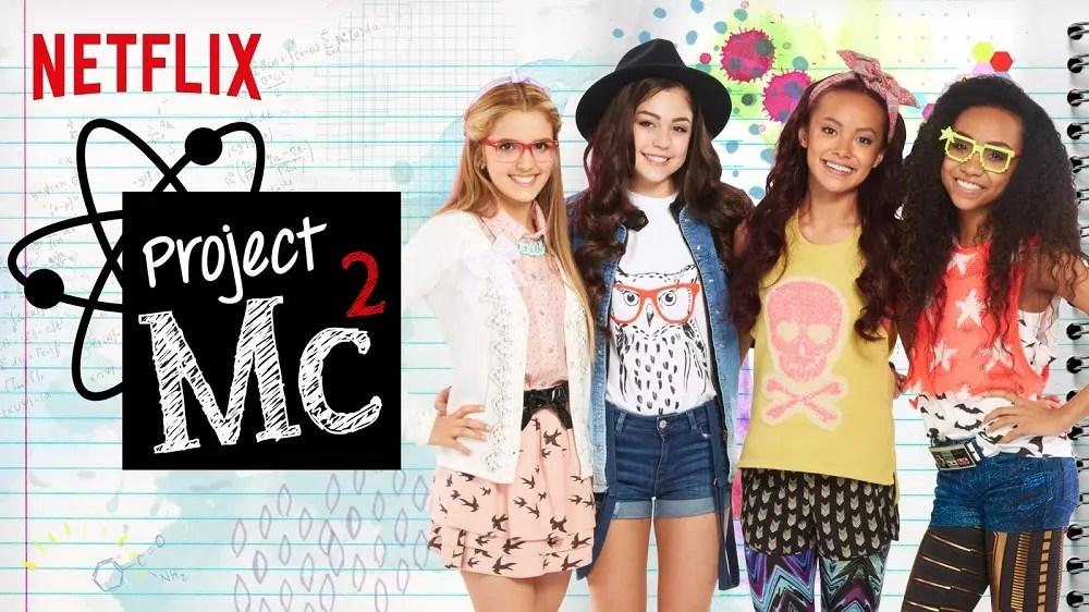 Project MC2 - Mejores series de ciencia